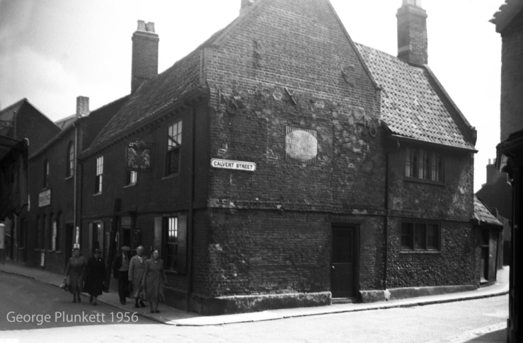 Botolph St 38 King's Arms PH [4446] 1956-06-13