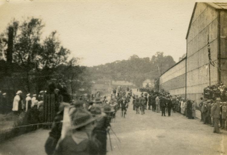 Carrow Prince Wales June 27 1923 2a