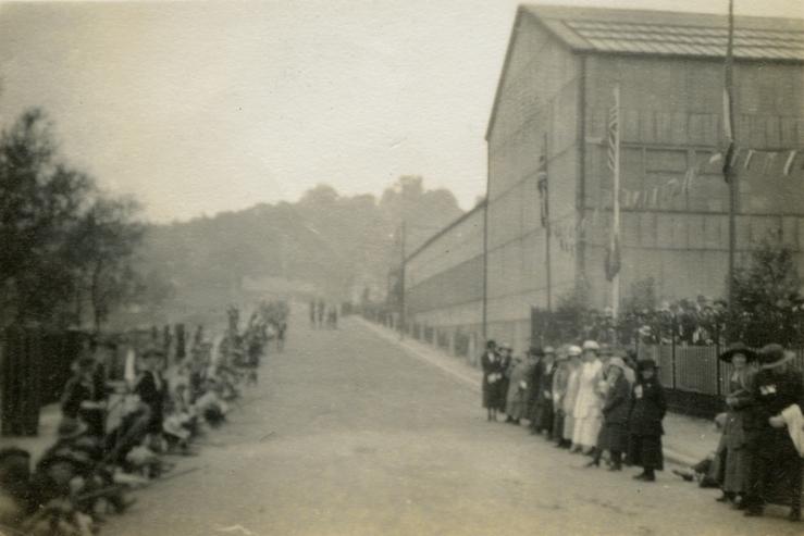 Carrow Prince Wales June 27 1923 3a