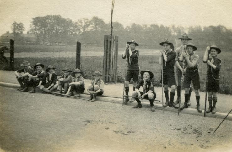Carrow Prince Wales June 27 1923 4a