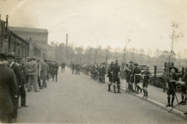 Carrow Prince Wales June 27 1923a