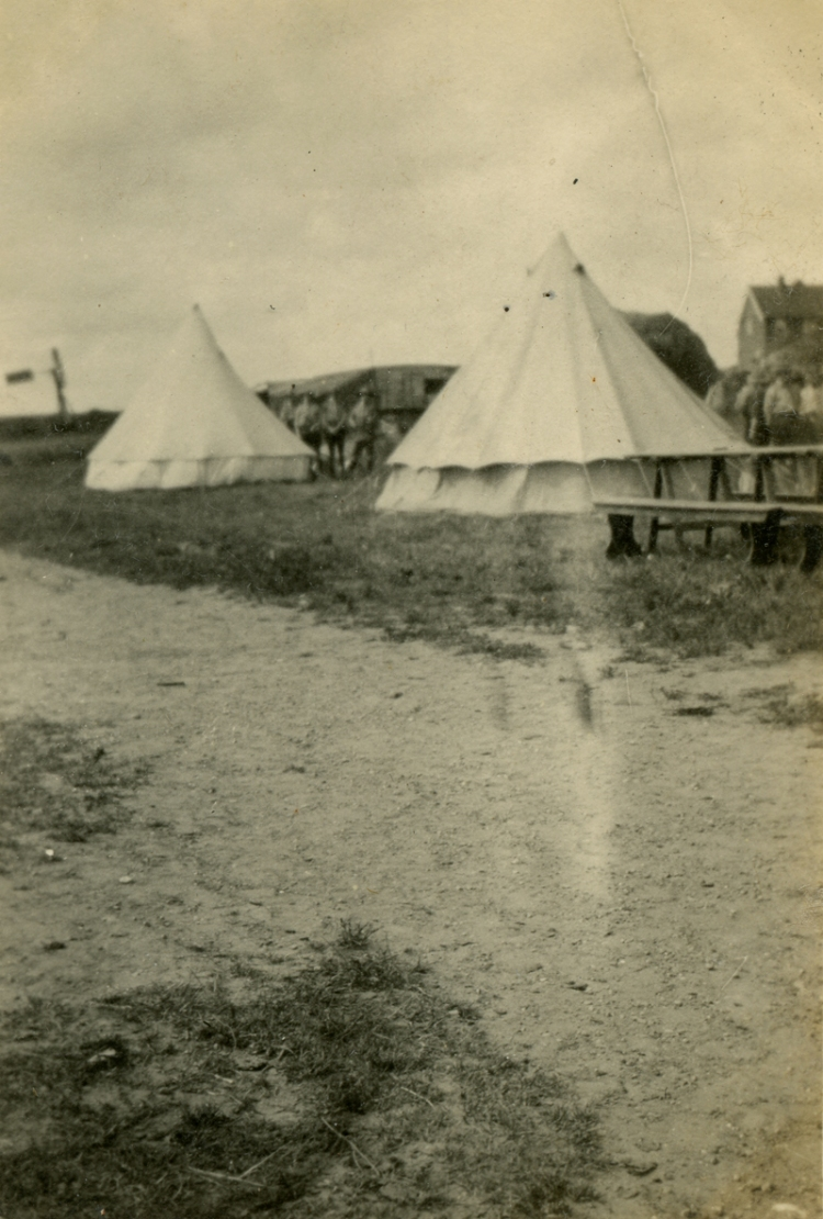 Mundesley Camp Aug 1919a