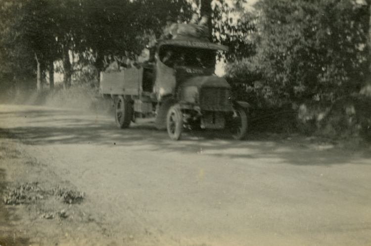 On way home 1919a