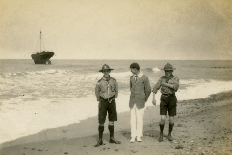 SS Fernebo Cromer 1921a