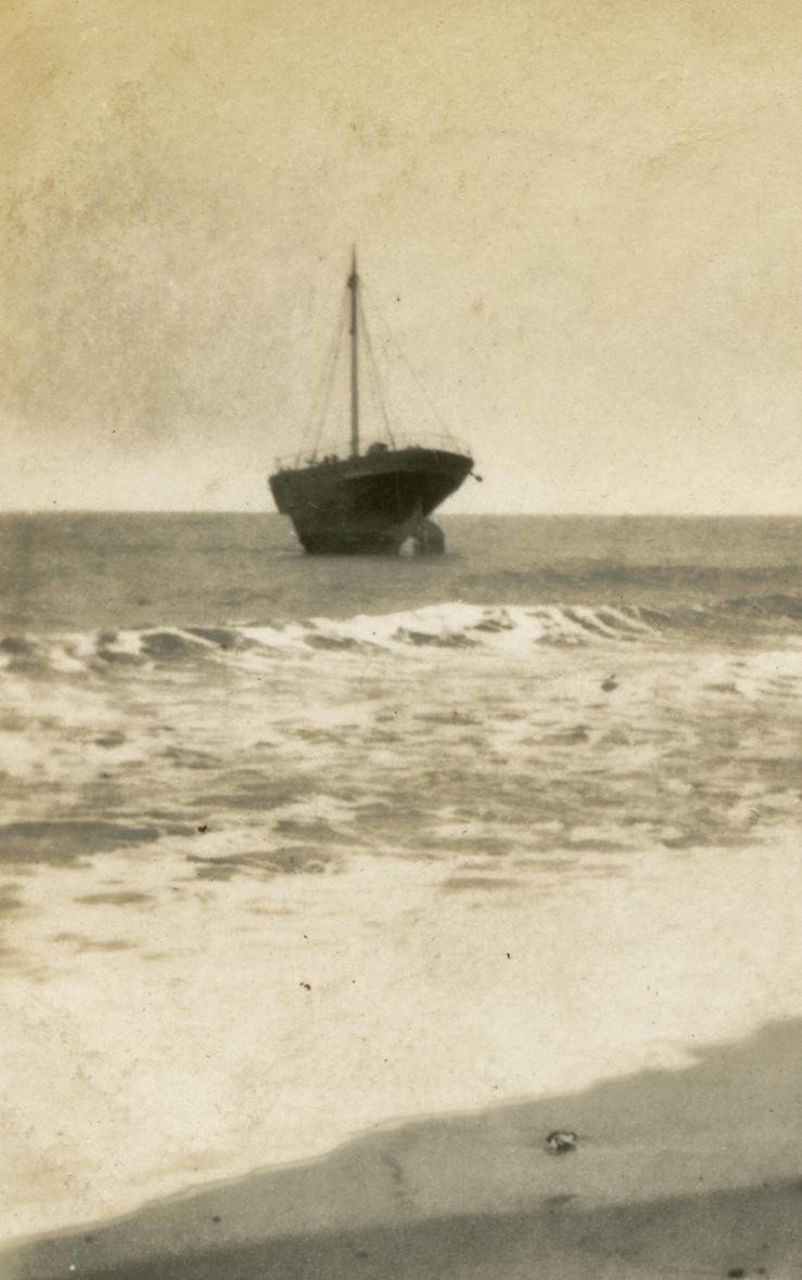 SS Fernebo Cromer 1921aa