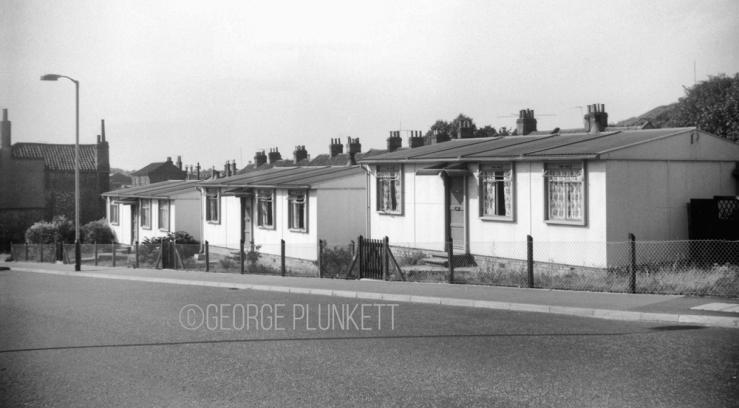 Kett's Hill post-war prefab homes [4707] 1962-09-01