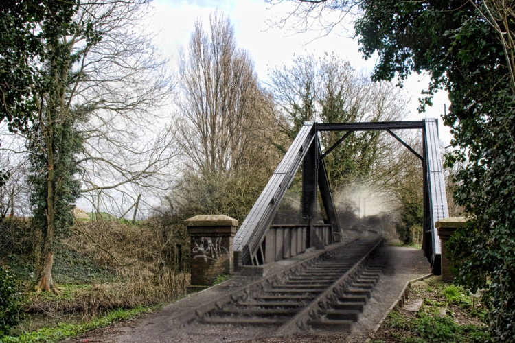 MC Hellesdon bridge
